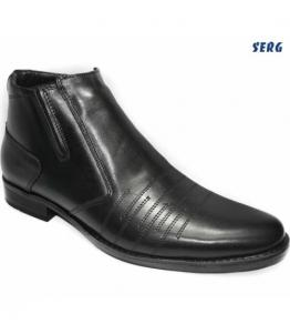 Ботинки подростковые, фабрика обуви Serg, каталог обуви Serg,Махачкала