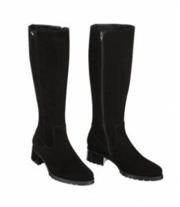 Сапоги зимние замшевые , фабрика обуви Sateg, каталог обуви Sateg,Санкт-Петербург