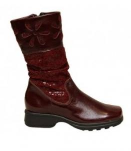 Сапоги подростковые для девочек, Фабрика обуви Росток, г. Биробиджан