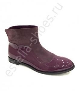 Ботинки женские оптом, обувь оптом, каталог обуви, производитель обуви, Фабрика обуви Estella shoes, г. Москва