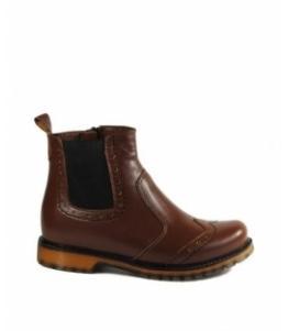 Детские ботинки из натуральной кожи, фабрика обуви Kumi, каталог обуви Kumi,Симферополь