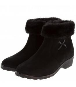 Ботинки женские черные оптом, обувь оптом, каталог обуви, производитель обуви, Фабрика обуви Меркурий, г. Санкт-Петербург
