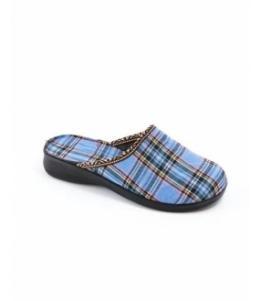 Женские тапочки КЛЕТКА  оптом, обувь оптом, каталог обуви, производитель обуви, Фабрика обуви IN-STEP, г. д. Васильево