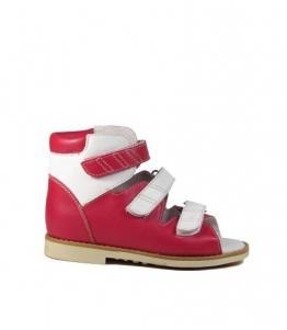 Детские сандалии из натуральной кожи, фабрика обуви Kumi, каталог обуви Kumi,Симферополь