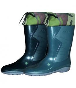Сапоги ПВХ подростковые с манжетой оптом, обувь оптом, каталог обуви, производитель обуви, Фабрика обуви ВВС, г. Каменск-Шахтинский