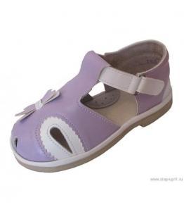 Сандалии малодетские для девочек, фабрика обуви Стэп-Ап, каталог обуви Стэп-Ап,Давлеканово