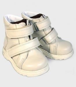 Ботинки ортопедические детские на байке, Фабрика обуви ORLINE, г. Ростов-на-Дону
