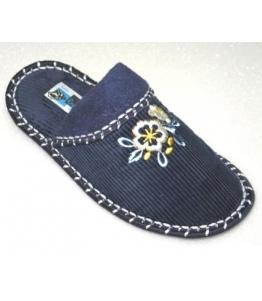Тапочки домашние с отворотом Рапана оптом, обувь оптом, каталог обуви, производитель обуви, Фабрика обуви Рапана, г. Москва
