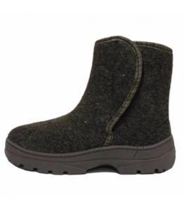 Ботинки мужские суконные Прощайка оптом, обувь оптом, каталог обуви, производитель обуви, Фабрика обуви Оптима, г. Кисловодск