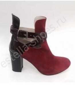 Ботильоны женские оптом, обувь оптом, каталог обуви, производитель обуви, Фабрика обуви Estella shoes, г. Москва