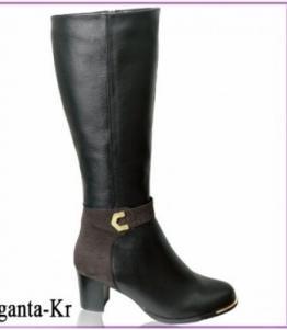 Сапоги женские Eleganta-Kr оптом, обувь оптом, каталог обуви, производитель обуви, Фабрика обуви TOTOlini, г. Балашов