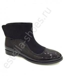 Ботинки женские, фабрика обуви Estella shoes, каталог обуви Estella shoes,Москва