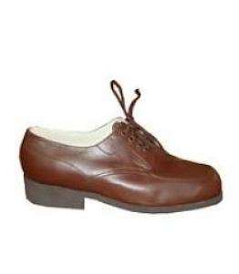 Полуботинки мужские на протез, Фабрика обуви Липецкое протезно-ортопедическое предприятие, г. Липецк
