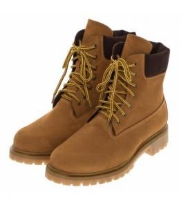 Ботинки мужские охра, Фабрика обуви Меркурий, г. Санкт-Петербург