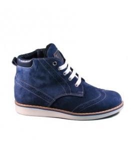 Ботинки школьные для мальчиков, Фабрика обуви Kumi, г. Симферополь
