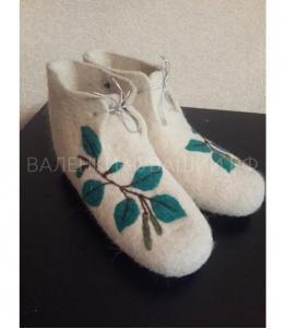 Валенки низкие с вышивкой оптом, обувь оптом, каталог обуви, производитель обуви, Фабрика обуви Валенки Чувашии, г. Чебоксары