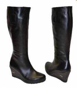 Сапоги женские, фабрика обуви Манул, каталог обуви Манул,Санкт-Петербург
