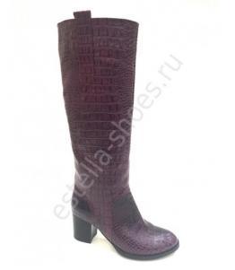Сапоги женские, фабрика обуви Estella shoes, каталог обуви Estella shoes,Москва