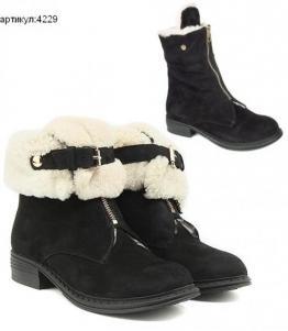 Ботинки женские зимние, Фабрика обуви Shelly, г. Москва