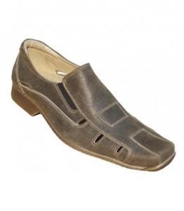 Полуботинки мужские летние, Фабрика обуви Inner, г. Санкт-Петербург