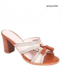 Шлепанцы женские, Фабрика обуви Shelly, г. Москва