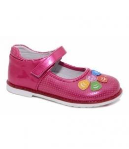 Туфли дошкольные для девочек, фабрика обуви Milton, каталог обуви Milton,Чехов