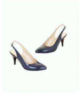 Классические летние туфли на шпильке, Фабрика обуви Sateg, г. Санкт-Петербург