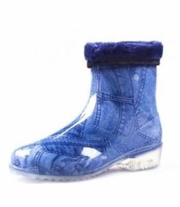 Ботинки женские ПВХ утепленные, Фабрика обуви Альянс, г. Ростов-на-Дону