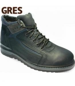 Ботинки мужские зимние оптом, обувь оптом, каталог обуви, производитель обуви, Фабрика обуви Gres, г. Махачкала