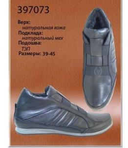 Полуботинки мужские зимние, Фабрика обуви Dals, г. Ростов-на-Дону