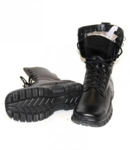Ботинки мужские ОМОН с глухим языком, фабрика обуви Восход, каталог обуви Восход,Тюмень
