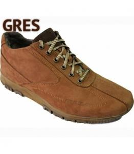 Полуботинки мужские зимние, Фабрика обуви Gres, г. Махачкала