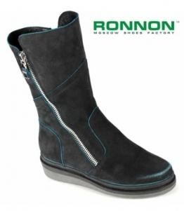 Полусапоги женские оптом, обувь оптом, каталог обуви, производитель обуви, Фабрика обуви Ronnon, г. Москва