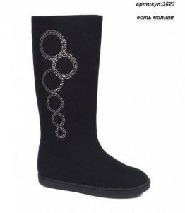 Валенки женские с вышивкой, Фабрика обуви Shelly, г. Москва