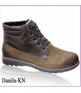 Ботинки мужские Danila-KN, Фабрика обуви TOTOlini, г. Балашов