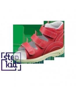 Детские сандалии темно розовый STEPKID, фабрика обуви STEPKID, каталог обуви STEPKID,Ростов на Дону