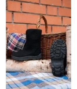 Сапоги зимние суконные детские, Фабрика обуви Мастер центр, г. Ковардицы