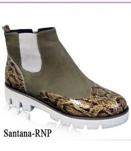 Ботинки женские Santana-RNP оптом, обувь оптом, каталог обуви, производитель обуви, Фабрика обуви TOTOlini, г. Балашов