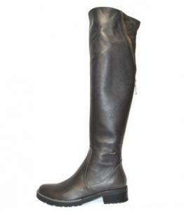 Ботфорты, фабрика обуви Атва, каталог обуви Атва,Ессентуки