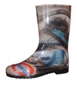 Сапоги резиновые женские оптом, обувь оптом, каталог обуви, производитель обуви, Фабрика обуви Кедр, г. Воткинск
