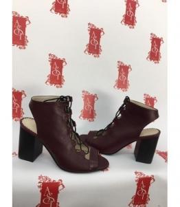 Женские босоножки на каблуке AST, фабрика обуви AST, каталог обуви AST,Евпатория