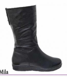 Полусапоги женские Mila оптом, обувь оптом, каталог обуви, производитель обуви, Фабрика обуви TOTOlini, г. Балашов