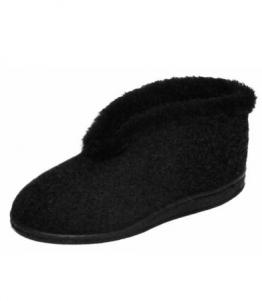 Ботинки женские суконные, Фабрика обуви Soft step, г. Пенза