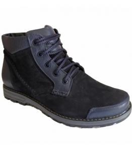 кр-22 син. нуб. зима, фабрика обуви Largo, каталог обуви Largo,Махачкала