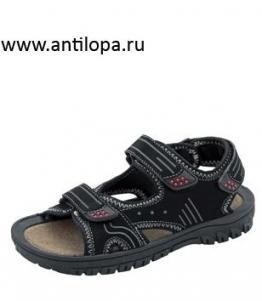 Сандалии школьные для мальчиков, Фабрика обуви Антилопа, г. Коломна