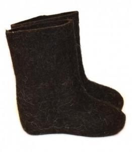 Валенки детские черные, Фабрика обуви ВаленкиОпт, г. Чебоксары