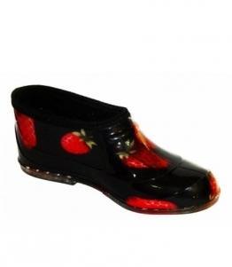 Галоши ПВХ утепленные садовые, фабрика обуви Soft step, каталог обуви Soft step,Пенза