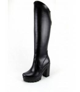 Сапоги женские EDART, Фабрика обуви Edart, г. Стройкерамика