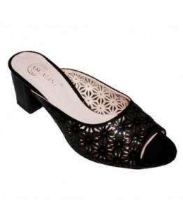 Шлепанцы женские на полную ногу, Фабрика обуви Askalini, г. Москва