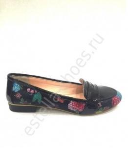 Балетки женские, фабрика обуви Estella shoes, каталог обуви Estella shoes,Москва